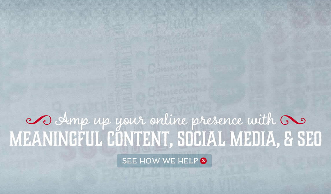 Amp Up Your Online Presence