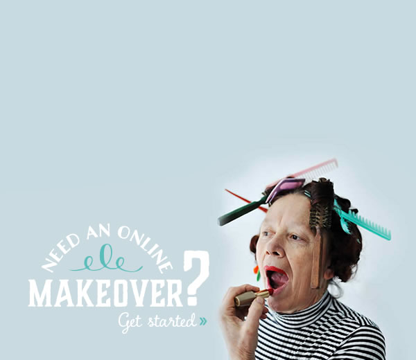 Need an Online Makeover
