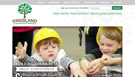 Kingsland Community Preschool