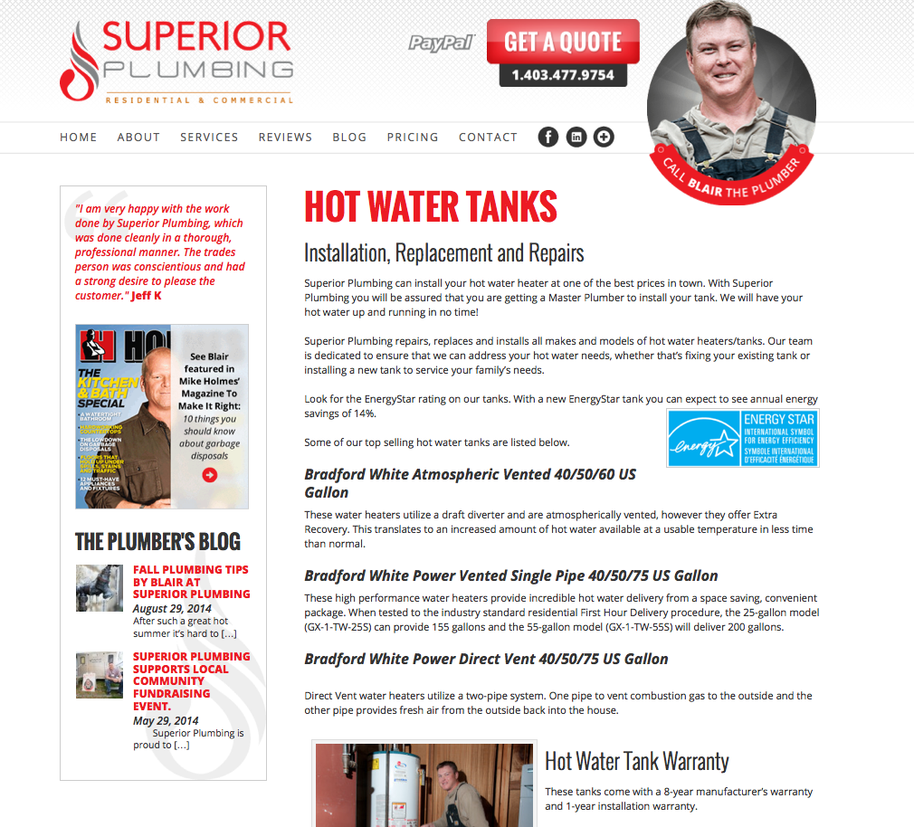 water superior drain plumber marietta website atlanta replacement launches dynamix plumbing cleaning heater news site new