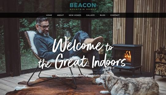 Beacon Mountain Homes